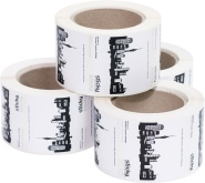 Thermal Transfer, Sticky Labels